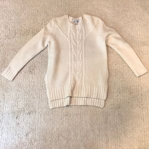 Cable Knit Autumn Cashmere Sweater